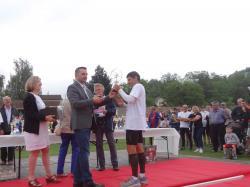 Fred Bruno vainqueur 2015